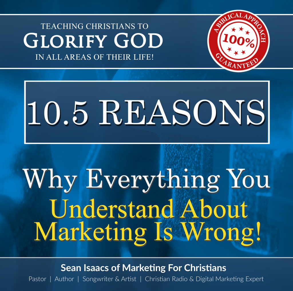 10.5 Reasons Why Everything You Understand About Marketing Is Wrong!