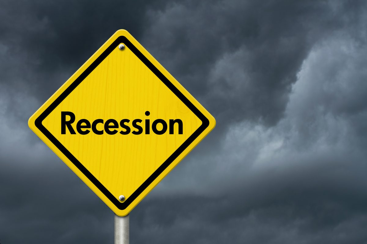Warning: Recession... Is an economic storm looming?