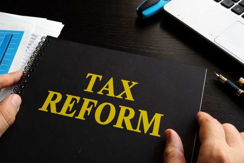 New Tax Bill and What it Means to You