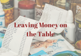 Leaving $$$ on the Table