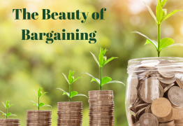The Beauty of Bargaining